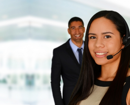Text-Based Customer Service